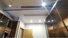顺德华侨城天鹅湖大平层五房两厅环控系统装修设计案例